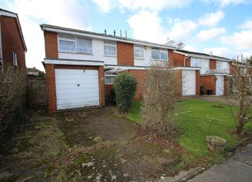 Thumbnail 3 bed semi-detached house for sale in Fenton Close, Chislehurst