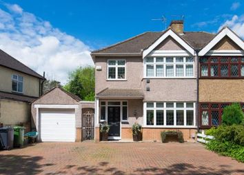 Thumbnail 3 bedroom semi-detached house for sale in Great Cambridge Road, Cheshunt, Waltham Cross, Hertfordshire