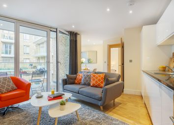 Thumbnail 2 bed triplex to rent in 3 Langan House, 14 Keymer Place, London, 7Rb, London
