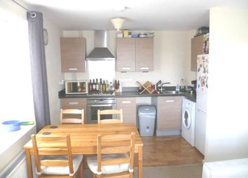 Thumbnail 2 bed flat to rent in Solent Road, Church Gresley, Swadlincote