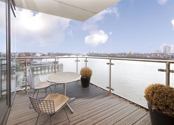 Thumbnail 2 bed flat to rent in 8 Chelsea Wharf Residences, 15 Lots Road