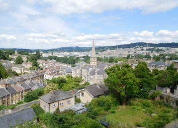 Thumbnail 1 bedroom flat to rent in Widcombe Crescent, Bath