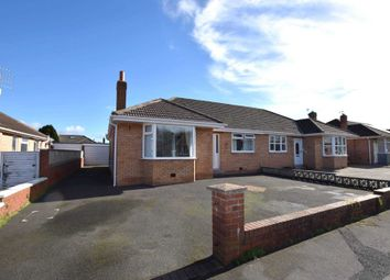 Thumbnail 3 bedroom semi-detached bungalow for sale in Gillow Road, Kirkham, Preston