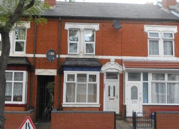 Thumbnail 3 bed terraced house for sale in Greenhill Road, Handsworth