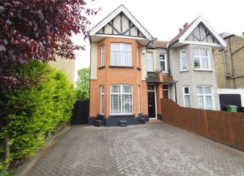Thumbnail 3 bed semi-detached house for sale in Longlands Road, Sidcup, Kent
