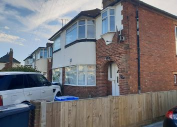 Thumbnail 3 bed semi-detached house to rent in Ham Road, Worthing, West Sussex