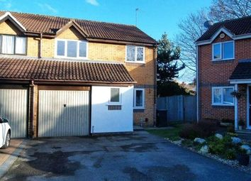 Thumbnail 4 bed semi-detached house to rent in Leigh Hunt Drive, London