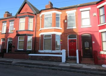 Thumbnail 3 bed terraced house to rent in Winstanley Road, Waterloo, Liverpool