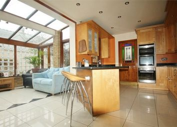 Thumbnail 5 bed end terrace house for sale in Leigh Road, London
