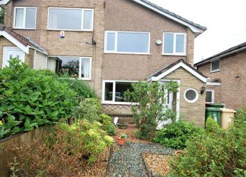 Thumbnail 3 bed semi-detached house to rent in Meriden Grove, Lostock, Bolton