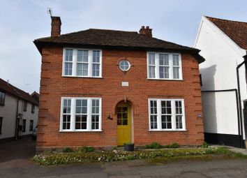 Thumbnail 3 bed detached house for sale in High Street, Debenham, Stowmarket