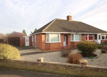 3 bed semi-detached bungalow for sale in Samson Road, Hellesdon, Norwich NR6