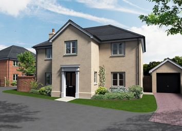 Thumbnail 4 bed detached house for sale in Bee Tree Gardens, Needham Road, Stowmarket