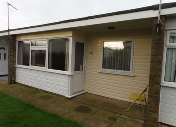 2 bed mobile/park home for sale in Newport Road, Hemsby, Great Yarmouth NR29
