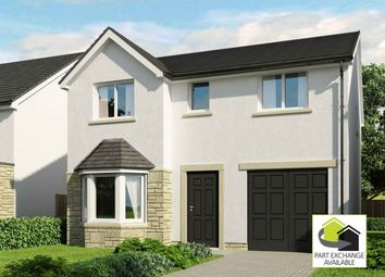 Thumbnail 4 bed property for sale in Fullerton Place, Patna, East Ayrshire