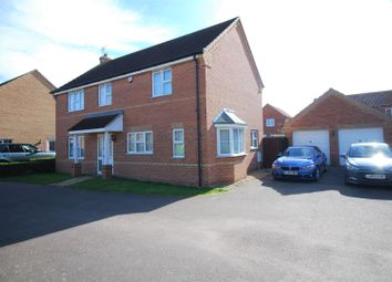 Thumbnail 4 bed detached house for sale in Hobsons Green, Spalding
