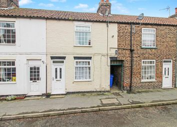 Thumbnail 2 bed cottage for sale in Priestgate, Nafferton, Driffield