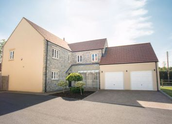 Kingweston Road, Butleigh, Glastonbury BA6. 5 bed detached house for sale