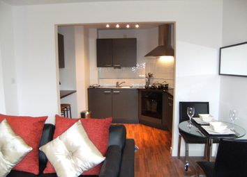 Thumbnail 1 bed flat to rent in Solly Court, Solly Street, City Centre