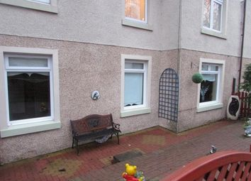 Thumbnail 4 bed flat to rent in Rosebank Street, Airdrie