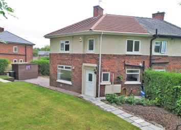 Thumbnail 3 bed semi-detached house for sale in Chaucer Road, Herringthorpe, Rotherham
