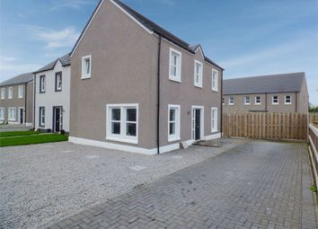 Thumbnail 4 bed semi-detached house for sale in Strachan Way, Peterhead, Aberdeenshire