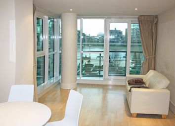 Thumbnail 1 bed flat to rent in Ensign House, St George Wharf, Vauxhall