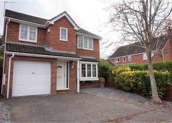 Thumbnail 4 bed detached house for sale in Moorhams Avenue, Basingstoke