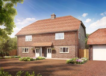 Thumbnail 3 bed semi-detached house for sale in Hartley Road, Cranbrook