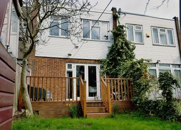 Thumbnail 2 bedroom terraced house for sale in Oakmoor Way, Chigwell