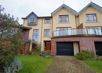 Thumbnail 4 bed town house for sale in Cove Avenue, Groomsport, Bangor