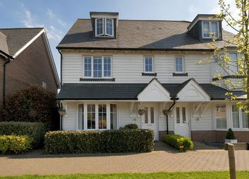 4 bed semi-detached house for sale in Beacon Avenue, Kings Hill ME19