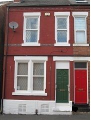 Thumbnail 4 bed terraced house to rent in Lois Avenue, Lenton, Nottingham