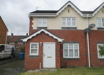 Thumbnail 3 bed property to rent in All Hallows Drive, Speke, Liverpool