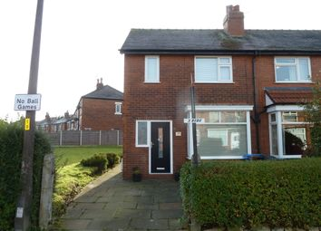 Thumbnail 3 bedroom semi-detached house to rent in Roslyn Road, Davenport, Stockport