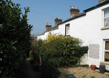 Thumbnail 1 bed cottage for sale in Clarence Place, Off Well Street, Exeter