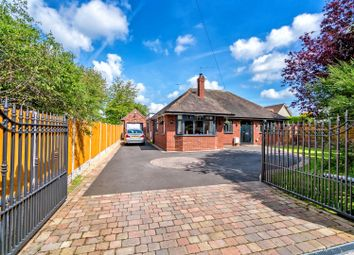 Thumbnail 3 bedroom detached bungalow for sale in Hut Hill Lane, Great Wyrley, Walsall