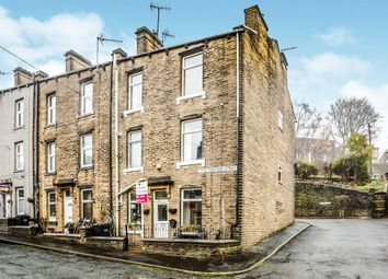 Thumbnail 3 bed end terrace house for sale in Upper Fountain Street, Sowerby Bridge