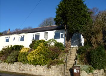 Thumbnail 2 bed semi-detached bungalow for sale in Malvern Crescent, Riddlesden, Keighley, West Yorkshire