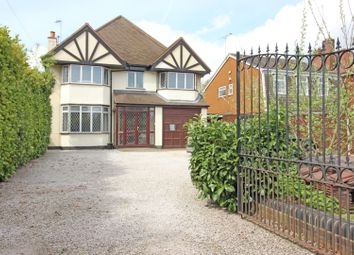Thumbnail 5 bed detached house for sale in Poolhouse Road, Wombourne