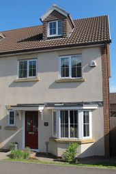 Thumbnail 4 bed semi-detached house for sale in Nant-Y-Fron, Tonyrefail, Porth, Rhondda, Cynon, Taff