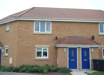 Thumbnail 2 bed flat to rent in Taurus Avenue, North Hykeham, Lincoln