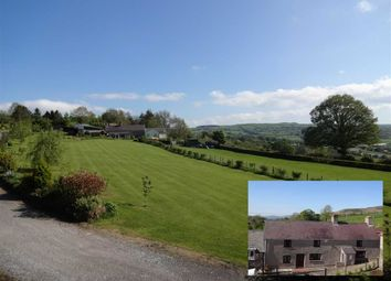 Thumbnail 4 bed farmhouse for sale in Pentre Celyn, Ruthin