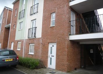 Thumbnail 1 bed flat to rent in Mill Meadow, North Cornelly, Bridgend.