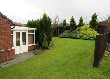 Thumbnail 2 bed bungalow for sale in Moss Farm Close, Alkrington, Middleton