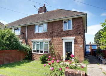 Thumbnail 2 bed flat for sale in Warner Road, Broadwater, Worthing, West Sussex