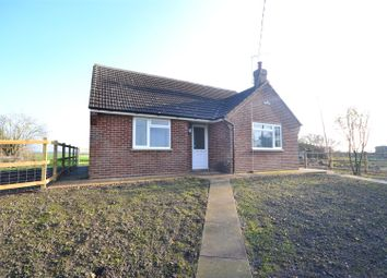 Thumbnail 2 bedroom detached bungalow to rent in Main Drove, Little Downham, Ely