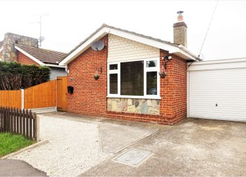 Thumbnail 1 bed detached bungalow for sale in Letzen Road, Canvey Island