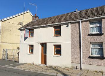 2 bed end terrace house for sale in Bedw Street, Maesteg, Bridgend. CF34