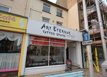 Thumbnail Studio to rent in London Road South, Lowestoft